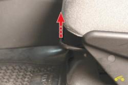 Ремонт сидений на ниве шевроле